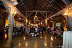 Quonquont Farm Event Barn Dinner