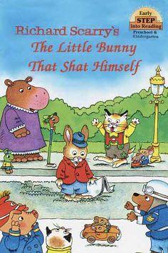 Horrible kids books retitled