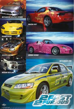 fast and furious Car Posters - Bing Images