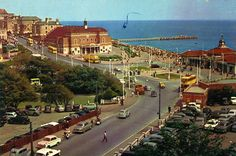 An Old Photo Of The Approach To Bournemouth Seafront Dorset England Bournemouth England, City Photography, Vintage Photography, Dorset England, Exeter, London Wedding, Love Photos, British Isles