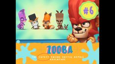 Zooba - The Battle Royale game in iOS and Android Minecraft Beads, Online Battle, Battle Royale Game, Battle Games, Winnie The Pooh, Ios, Android, Adventure, Play