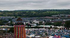 Glastonbury Festival of Contemporary Performing Arts.