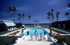 c.z.'s palm beach estate: villa artemis