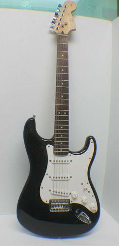 9 Best Fender Squier Rebuild images | Fender squier, Guitar ... Fender Squier Bronco B Wiring Diagram on