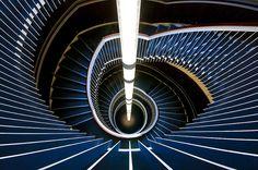 Usher Hall stairs 1 by Dědeček, via Flickr