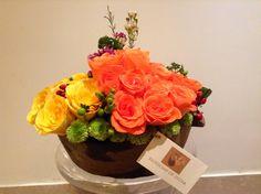 Today's orde #flowerarrangement