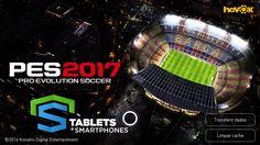 PES2017 v0.9, jogue agora o Pro Evolution Soccer no seu celular Android e seja o craque da liga! Funciona nas versões do Android 4.0+ ou superior.
