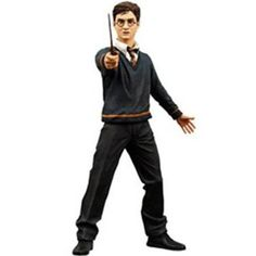 Harry Potter Order Of The Phoenix Series 1 Harry Potter Action Figure - Radar Toys  - 1