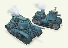 ArtStation - GGB - Steam Tank_01, Jeffrey Chew