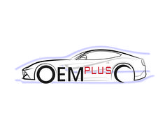 OEM PLUS Logo by Abi Young - Graphic Designs https://www.facebook.com/AbiYoungGD2015