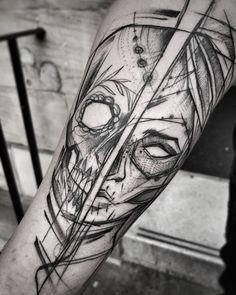 3,502 vind-ik-leuks, 20 reacties - Inez Janiak (@ineepine) op Instagram: '#blackworkerssubmission #blackwork #blackworkers #blacktattoo #tattoo #tattrx #black #tattoo…'