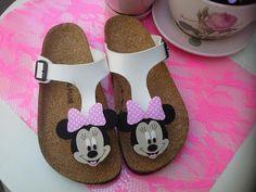 customize diy handmade shoes mickey birken you can order from www.instagram.com... hepgiyim@gmail.com www.hep-giyim.com whatsapp +90 536 709 96 64
