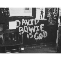 David Bowie is my sexuality on Tumblr