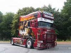 Image result for best Airbrushed Show trucks norwegen