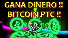Gana dinero mirando anuncios. Gana miles de bitcoins gratis sin inversio...