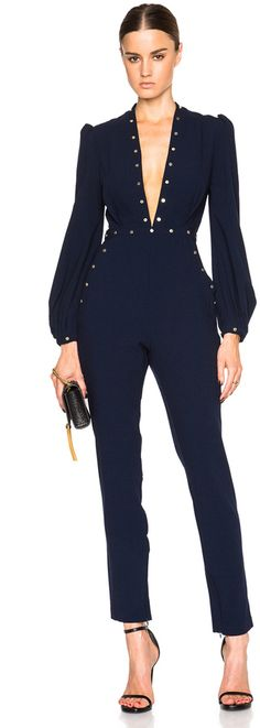 Zimmermann Esplanade River Jumpsuit | #Chic Only #Glamour Always