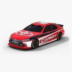 Nascar Toyota Camry 2015 Max - 3D Model