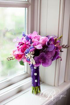 25 Stunning Wedding Bouquets - Part 9