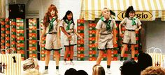 Pin for Later: 15 Stars You Forgot Were Child Actors Jenny Lewis From Troop Beverly Hills! That's her on the far left.