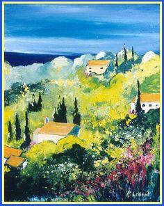 Landscape - Pol Ledent.