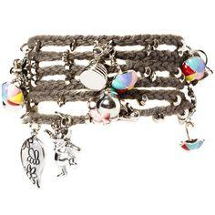 Disney Couture Wrap Friendship Bracelet