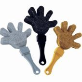 Glitter Hand Clappers 12ct