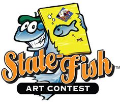 Kids Art and Craft Online Contest: State Fish Art Contest - International Curriculum Planning, Art Curriculum, Craft Online, Kids Online, Science Tools, Online Contest, Anniversary Logo, Environmental Education, Fish Art