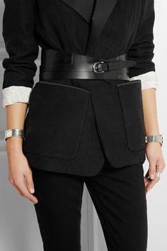 Isabel Marant|Damon leather belt