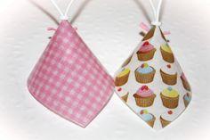 """Lichterkette """" Sweet -  Cupcakes """" von Creativablue auf DaWanda.com"""