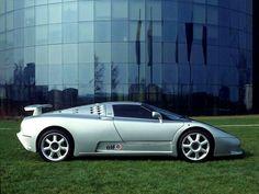 OG | 1992 Bugatti EB110 SS | Prototype