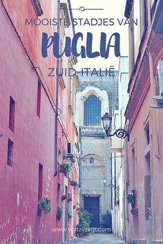 Dit zijn de mooiste stadjes van Zuid-Italië