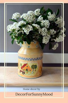 that metal milk can or jug is perfect fixer upper decor ideas. It can be also great metal flower vase and table centerpiece for home or wedding. That milk can be kitchen utensil holder and decorating ideas or storage solutions. That metal can is perfect for farmhouse rustic country or cottage decor ideas. #flowervase #tablecenterpiece #milkcan #milkjug