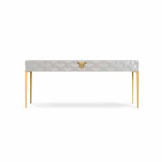 Triny console, a one of a kind piece that can stand in hallway, a corridor or just in any room design. The geometrical pattern of its wood sctructure gives it a minimalist but elegant look. Study Office, Table Legs, The Perfect Touch, Corridor, Minimalist, Interior Design, Elegant, Wood, Modern