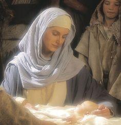 Joseph Brickey: Baby Jesus and Mary