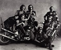 Irving Penn – Doug, Hells Angels (San Francisco), 1967. Appeared in Look magazine, January, 1968. – THE INCREDIBLES This Hell's Angels motorcyclist writes no songs of protest. H…