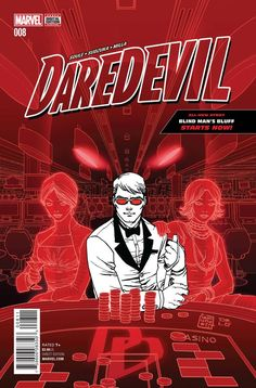 *High Grade* (W) Charles Soule (A) Goran Sudzuka (CA) Giuseppe Camuncoli Where's the least likely place you'd find Matt Murdock? How about at a poker table halfway around the world? What kind of schem