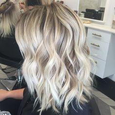Blondie blonde • @habitsalon