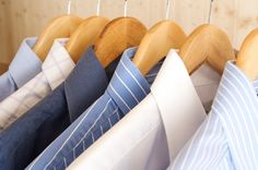 Mens wardrobe basics: 10 closet essentials