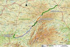 Puesto en servicio el Camino Natural Vía Verde de Segura (Jaén) - Noticias de las Vías Verdes