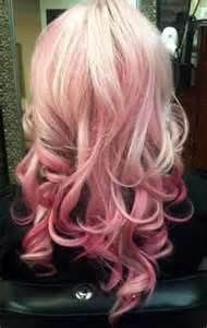 Image detail for -Pink Ombre Hair - Should I? - Nicole Andersson