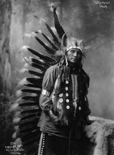 Little Horse - Oglala - 1899