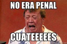 #memes #español #mundial2014 #brasil2014 #futbol #méxico #noerapenal
