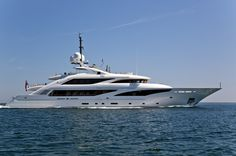50m Mega Yacht