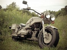 Volksmotorrad - secret VW powered WWII fantasy motorcycle....abby i would ride this.