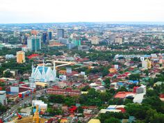 Cebu City, Philippines will be host to the APEC Summit, so it is prime time to get to know this unique destination. Cebu City, located in the Cebu Province, it. Regions Of The Philippines, Philippines Cebu, Places To Travel, Places To Visit, Panorama City, Philippine Holidays, Visayas, Urban Farmer, Cebu City