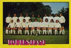 1974-75 A&BC Gum #102 Tottenham Hotspur Team Front