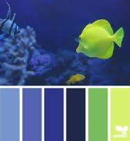 Resultado de imagen para paleta de colores corales del mar