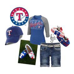 Texas Rangers Baseball <3