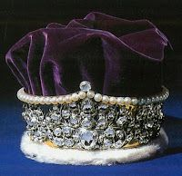 State Diadem of Queen Mary of Modena 1685