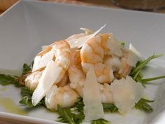 Shrimp salad | Italian Recipes | Italian recipes - Italian food culture - Academia Barilla